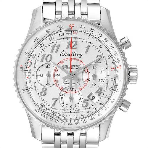 Photo of Breitling Navitimer Montbrillant 01 Limited Edition Mens Watch AB0131