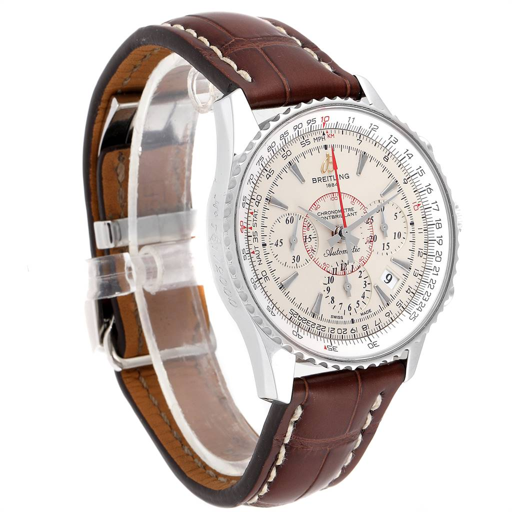 24824 Breitling Navitimer Montbrillant 01 Limited Mens Watch AB0131 SwissWatchExpo