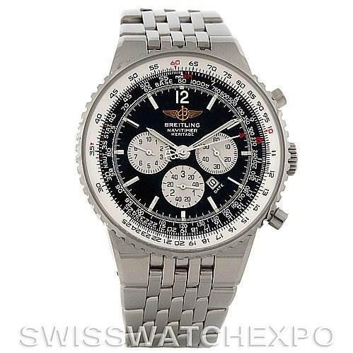2862 Breitling  Navitimer Heritage A3534012/B554 Box/Papers SwissWatchExpo