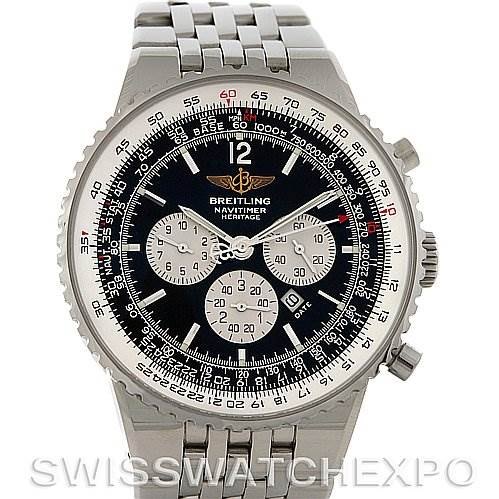 Breitling  Navitimer Heritage A3534012/B554 Box/Papers SwissWatchExpo