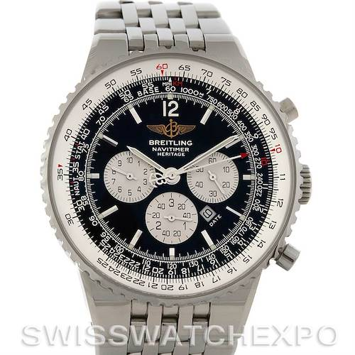 Photo of Breitling  Navitimer Heritage A3534012/B554 Box/Papers