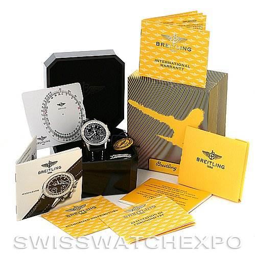 Breitling Navitimer Spatiographe Montbrillant A36330 SwissWatchExpo