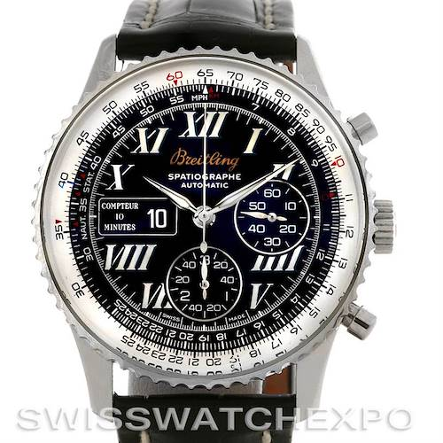 Photo of Breitling Navitimer Spatiographe Montbrillant A36330