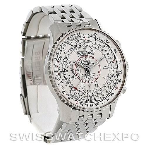3012 Breitling Navitimer Montbrillant Datora A2133012/G518-SS Watch SwissWatchExpo