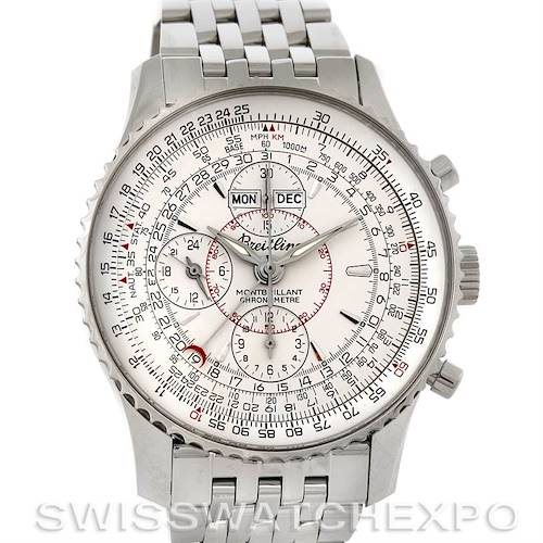 Photo of Breitling Navitimer Montbrillant Datora A2133012/G518-SS Watch