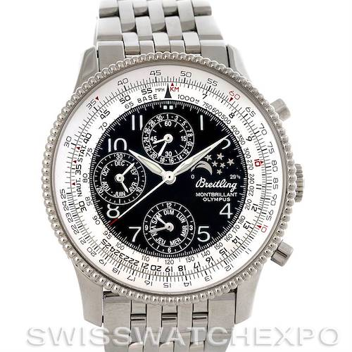 Photo of Breitling Navitimer Montbrillant Olympus A1935012