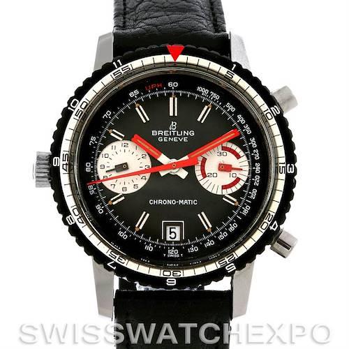 Photo of Vintage Breitling Chronomatic Authomatic Watch 2110