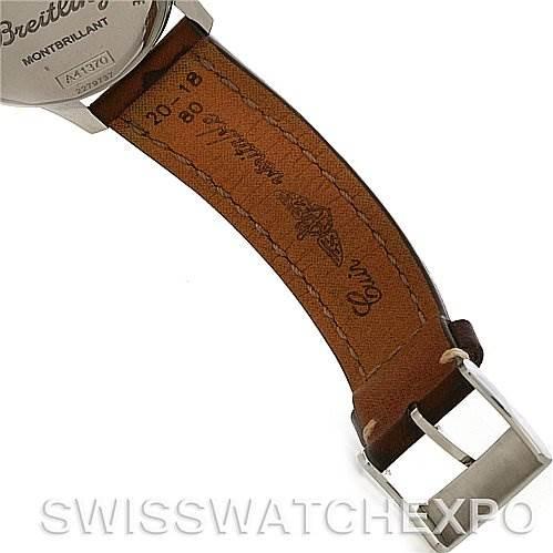 3049 Breitling Navitimer Montbrillant Steel A4137012/B875 Watch SwissWatchExpo