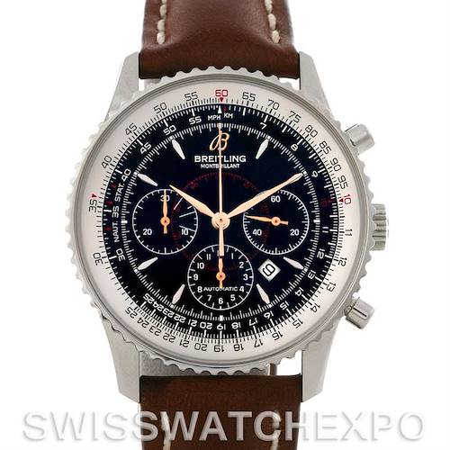 Photo of Breitling Navitimer Montbrillant Steel A4137012/B875 Watch