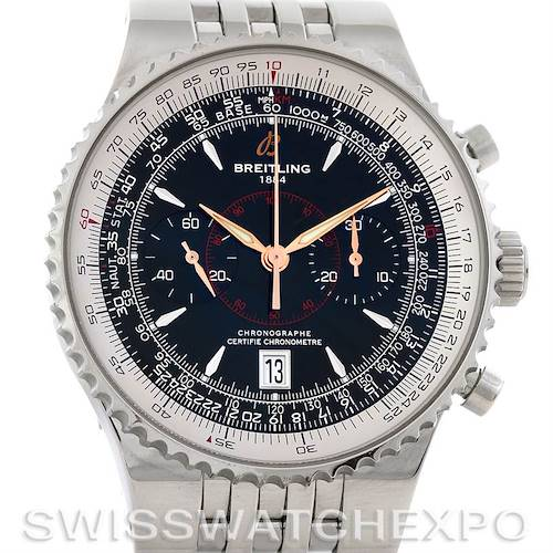 Photo of Breitling Navitimer Montbrillant Legend Steel A23340 Watch