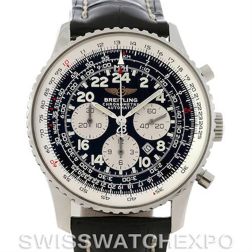 Photo of Breitling Navitimer Cosmonaute Flyback Mens Watch A2232212