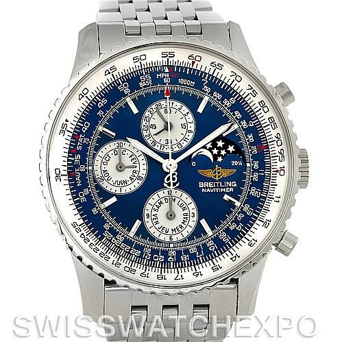 Breitling Navitimer Olympus Men's Watch A19340 SwissWatchExpo