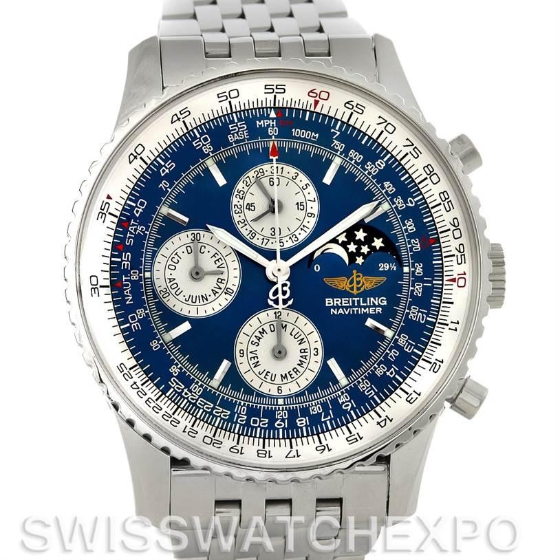 4212 Breitling Navitimer Olympus Men's Watch A19340 SwissWatchExpo