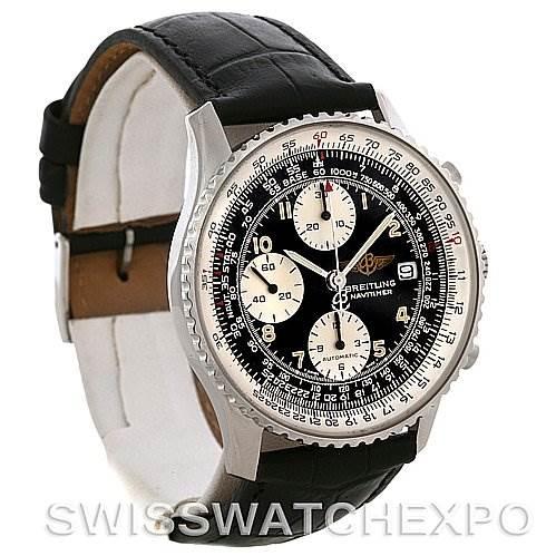 Breitling Navitimer II Automatic Steel Watch A13022 SwissWatchExpo