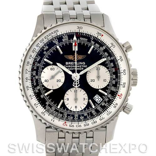 Photo of Breitling Navitimer Automatic Chronograph Steel Watch A23322