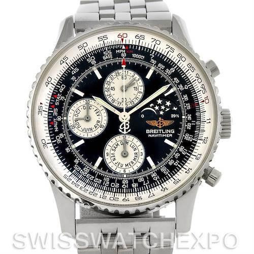 Photo of Breitling Navitimer Montbrillant Olympus Men's Watch A19340