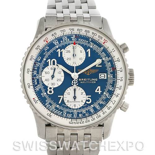 Photo of Breitling Navitimer II Automatic Steel Men's Watch A13322