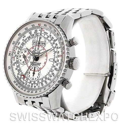 4725 Breitling Navitimer Montbrillant Datora A21330  SwissWatchExpo