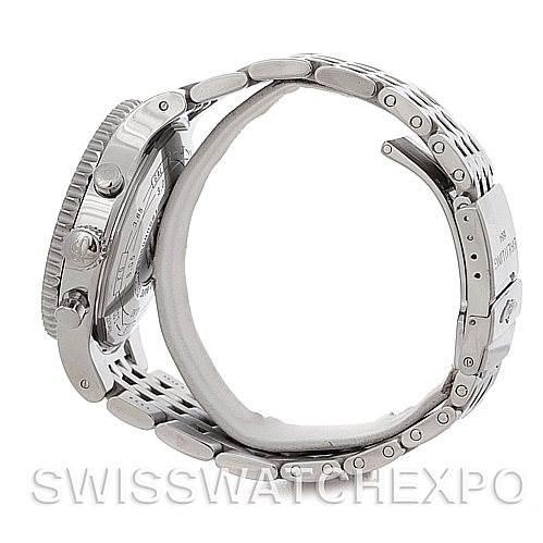 4685 Breitling Montbrillant Legende Steel Men's Watch A23340 SwissWatchExpo
