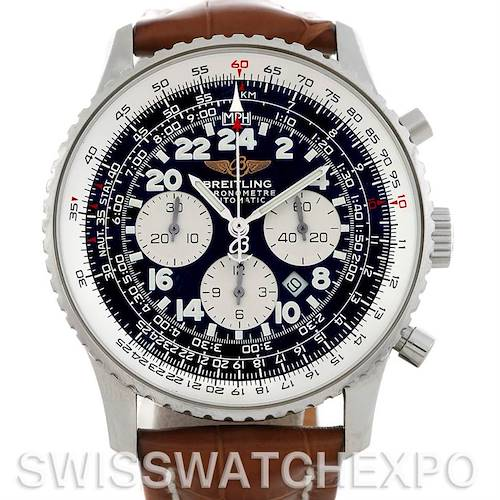 Photo of Breitling Navitimer Cosmonaute Chrono Mens Watch A22322
