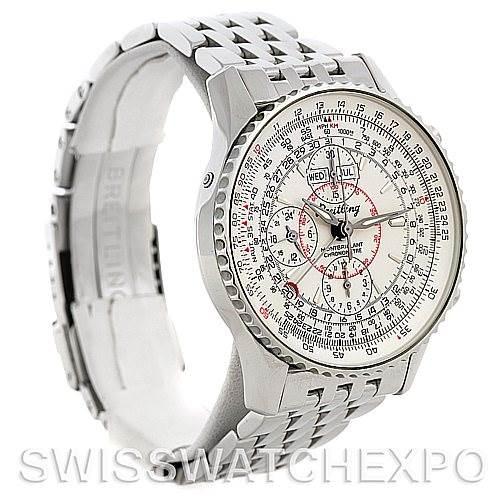 5017 Breitling Navitimer Montbrillant Datora Watch A21330 SwissWatchExpo