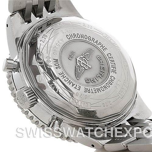 5069 Breitling Navitimer Heritage Men's Watch A35340 SwissWatchExpo