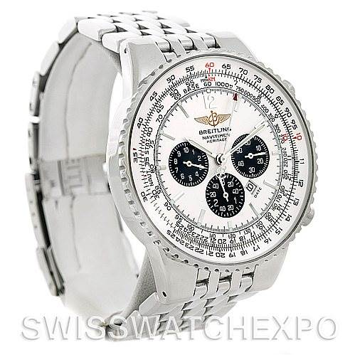 Breitling Navitimer Heritage Men's Watch A35340 SwissWatchExpo