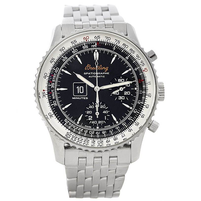 5071 Breitling Navitimer Spatiographe Montbrillant Watch A36030 SwissWatchExpo
