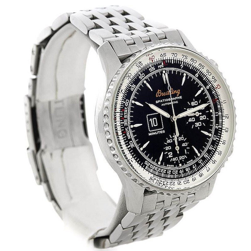Breitling Navitimer Spatiographe Montbrillant Watch A36030 SwissWatchExpo