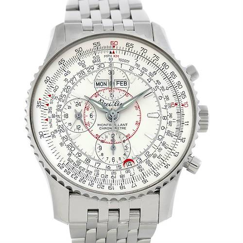 Photo of Breitling Navitimer Montbrillant Datora Watch A21330