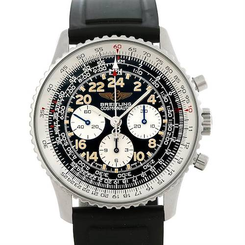 Photo of Breitling Navitimer Cosmonaute Chrono Mens Watch A12022