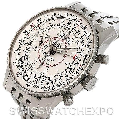 4504 Breitling Navitimer Montbrillant Datora A21330 Watch SwissWatchExpo