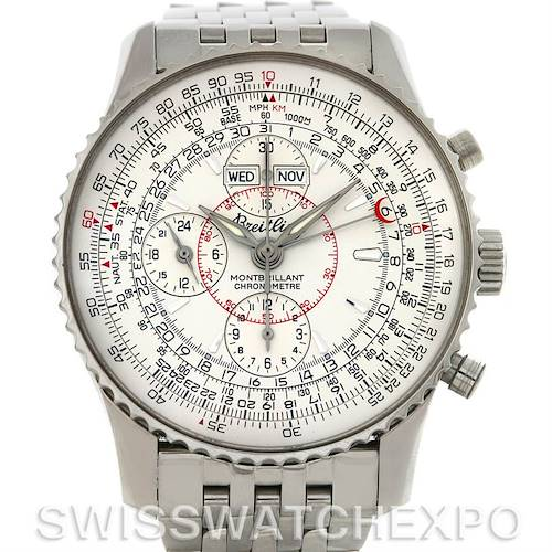 Photo of Breitling Navitimer Montbrillant Datora A21330 Watch