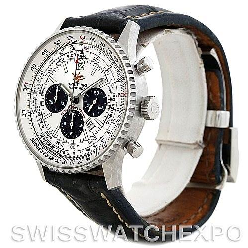 5648 Breitling Navitimer 50th Anniversary Chronograph Watch A41322 SwissWatchExpo