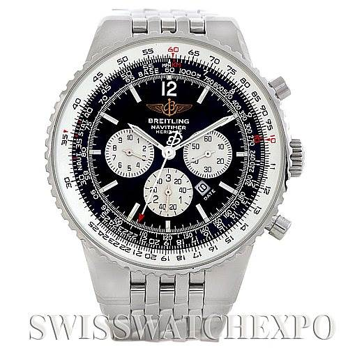 5889 Breitling Navitimer Heritage Mens Watch A35340 SwissWatchExpo