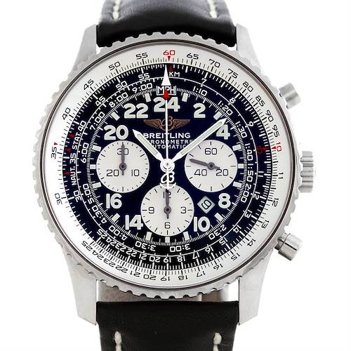 Photo of Breitling Navitimer Cosmonaute Chrono Mens Watch A22322