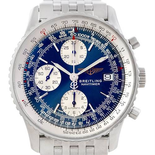 Photo of Breitling Navitimer II Automatic Steel Watch A13322