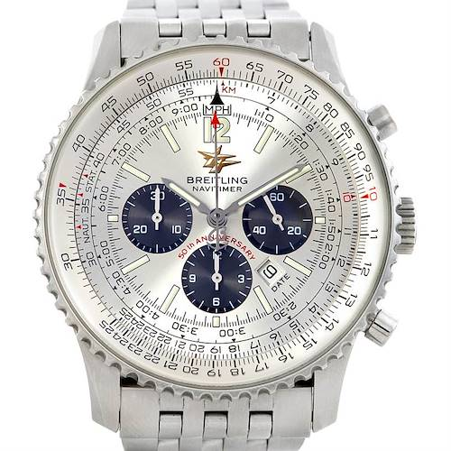 Photo of Breitling Navitimer 50th Anniversary Chronograph Watch A41322