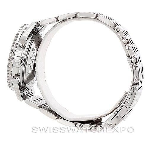 6788 Breitling Navitimer Chronograph Steel Watch A23322 Unworn SwissWatchExpo