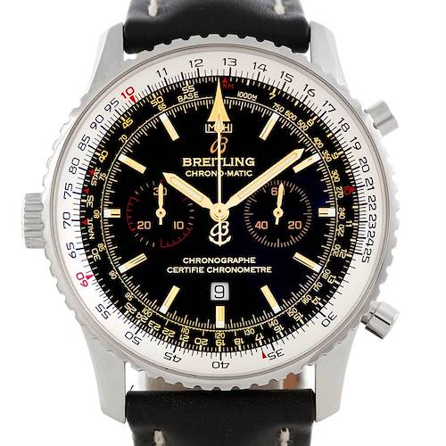 Photo of Breitling Chronomatic Limited Edition Mens Watch A41350