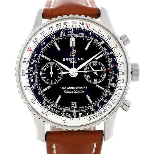 Photo of Breitling Navitimer Limited 125th Anniversary Steel Watch A23322
