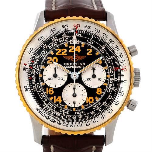 Photo of Breitling Navitimer Cosmonaute Chrono Mens Watch 81600