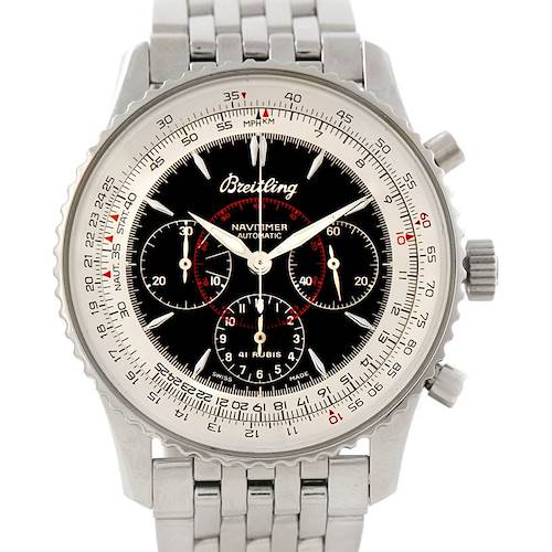 Photo of Breitling Navitimer Airborne Stainless Steel Watch A33030