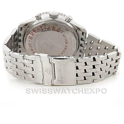 7585 Breitling Navitimer Montbrillant Datora Watch A21330 SwissWatchExpo