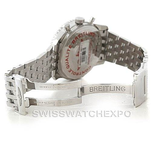 7431 Breitling Navitimer World Chronograph Watch A24322 Unworn SwissWatchExpo