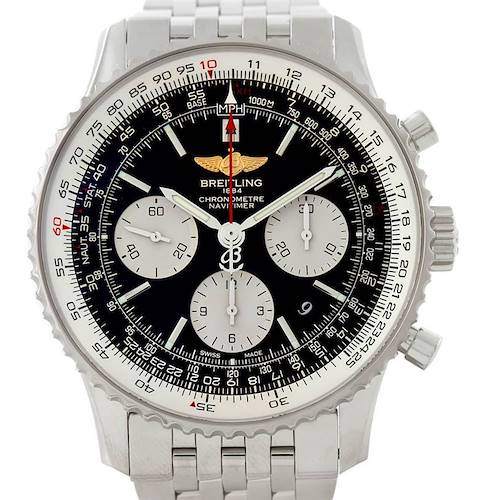 Photo of Breitling Navitimer 01 Automatic Steel Watch AB0120