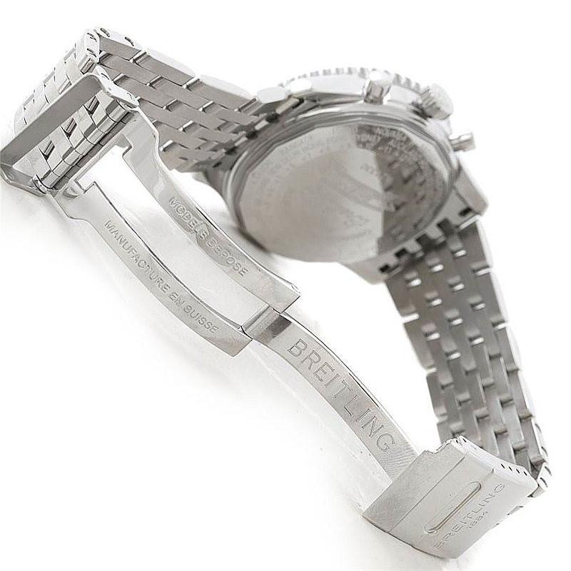 Breitling Navitimer Montbrillant Datora Watch A21330 SwissWatchExpo