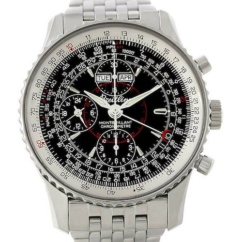 Photo of Breitling Navitimer Montbrillant Datora Watch A21330