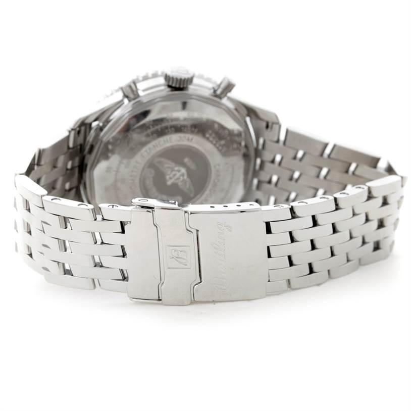 Breitling Navitimer II Automatic Steel Watch A13322 SwissWatchExpo