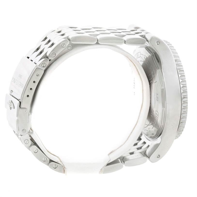 9267 Breitling Montbrillant Legende Bronze Dial Mens Watch A23340 SwissWatchExpo